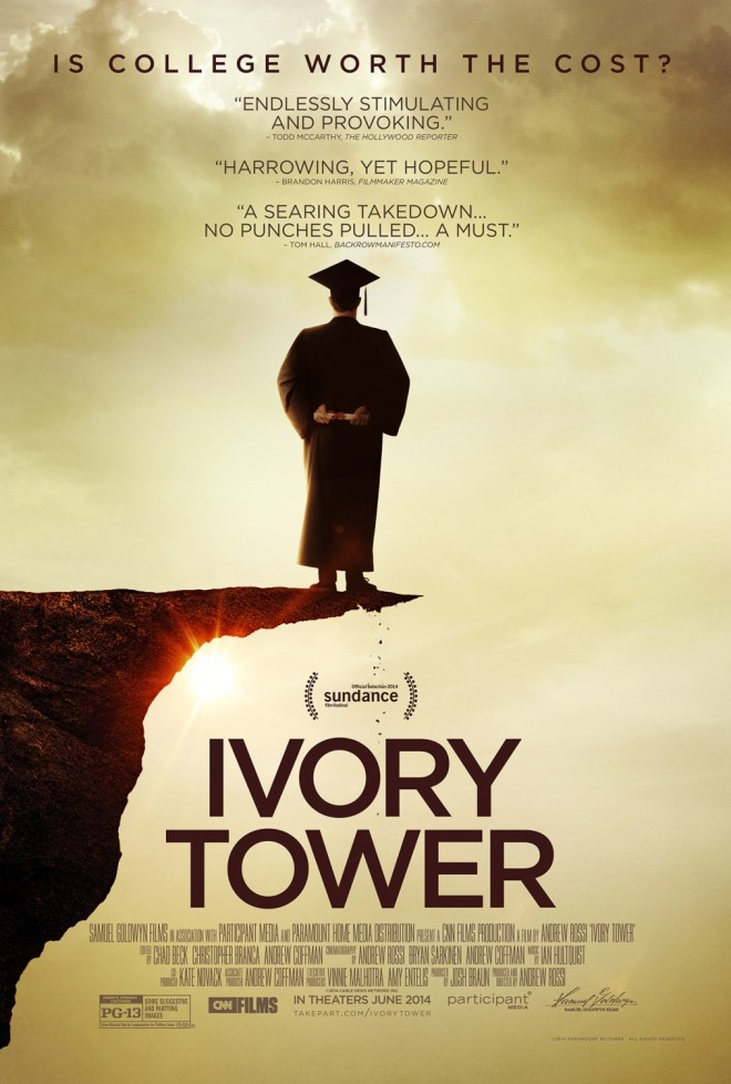 Ivory Tower Poster